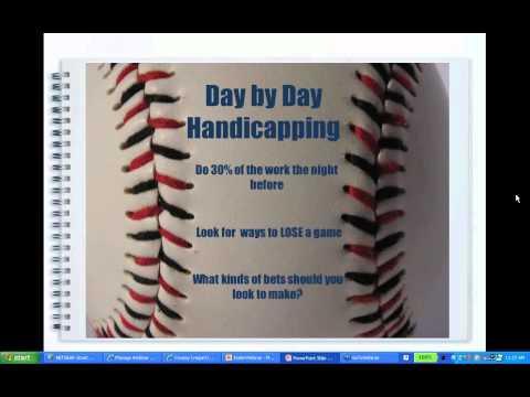 Pregame MLB Webinar with Dave Essler
