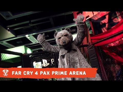 Prime - This year at PAX Prime 2014, Far Cry 4 featured an unforgettable live competition along with an all-new game mode, The Arena. Watch to see the madness that ensued.
