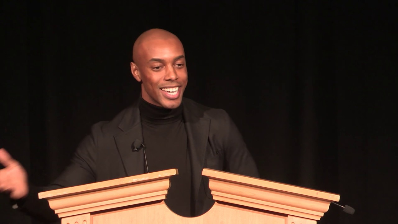 Casey Gerald (author of There Will Be No Miracles Here) at the FYE® Conference 2019