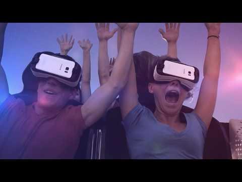 Six Flags объявляют о создании первых американских горок смешанной реальности. Прокатишься?