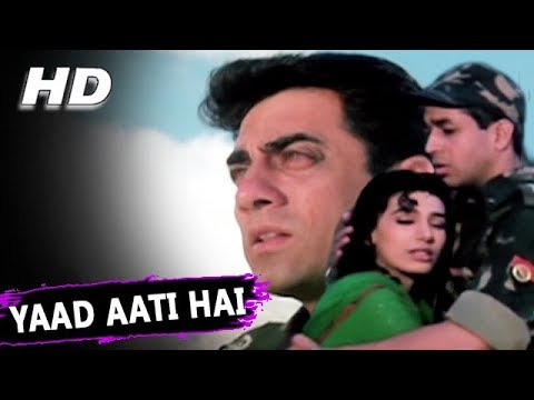 Video Yaad Aati Hai | Kumar Sanu, Udit Narayan, Vinod Rathod | Border Hindustan Ka 2003 Songs | Mink Singh download in MP3, 3GP, MP4, WEBM, AVI, FLV January 2017