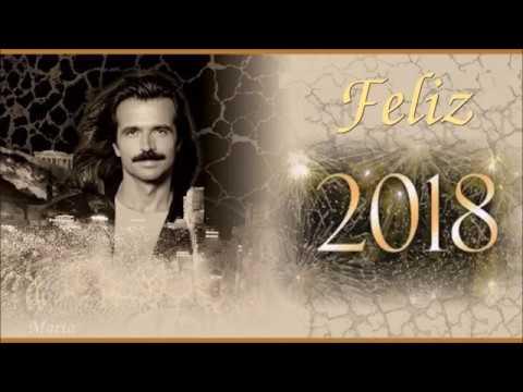 Feliz 2018 Yanni