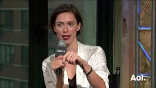 "Rebecca Hall On ""Christine"" 
