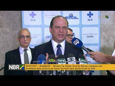 Governo investe R$ 344,3 milhões para fortalecer a saúde bucal dos brasileira