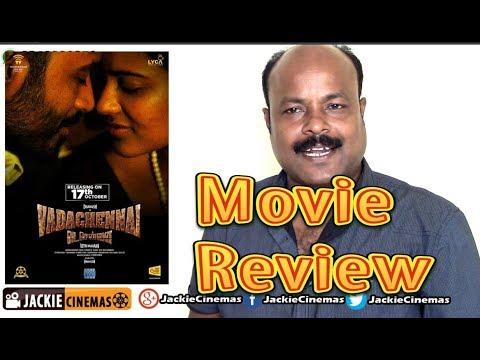 VADA CHENNAI Tamil Movie review by Jackiesekar | Dhanush | Vetrimaran |  #Vadachennai