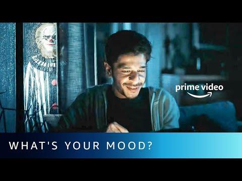 Amazon Prime Video-#WhatsYourMood