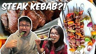 Video Steak Ala Arab Enak Gak Ya ?? MP3, 3GP, MP4, WEBM, AVI, FLV Mei 2019