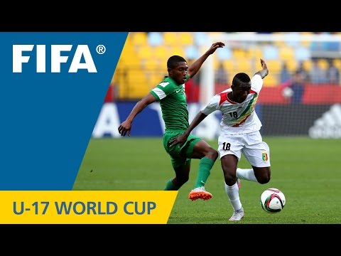 Mali 0 - 2 Nigeria (Nov-8-2015) FIFA U17 World Cup Final Highlights