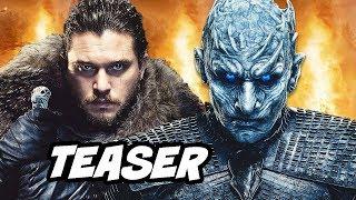 Game Of Thrones Season 8 Iron Throne Teaser Easter Eggs Breakdown