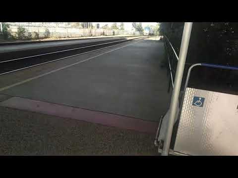 Amtrak California Zephyr #5 at Suisun City