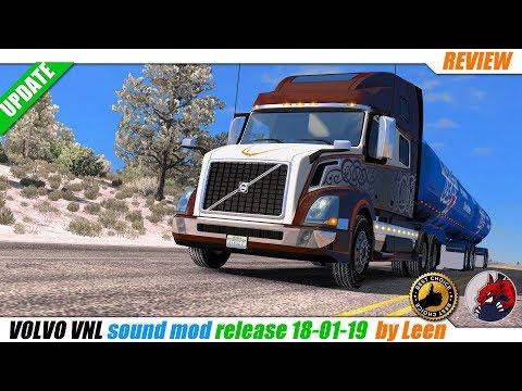 Volvo VNL/VNR Sound Mod v1.0