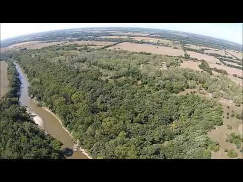 Premier Walnut River Hunting Ranch in Southcentral Kansas