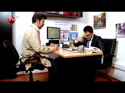 El terrible jefe - Adjúntame el documento