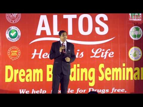 ALTOS HEALTH AWARENESS PROGRAMME BY MR.SUMIT BISWAKARMA