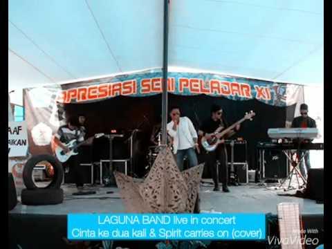 Laguna Band - Cinta ke 2 kali (live)