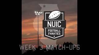 Week 3 | Match Ups
