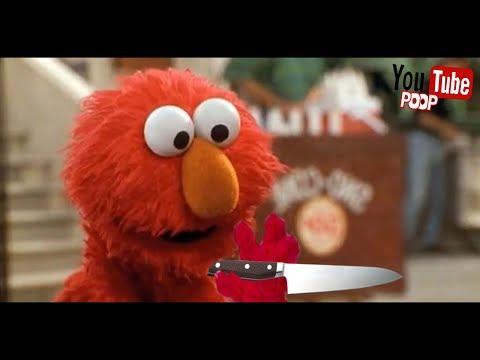 YTP ITA - Elmo e la sua furia omicida
