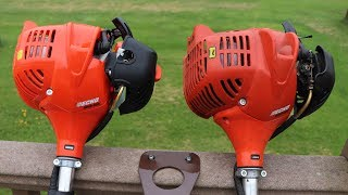 1. New Echo SRM 225 Straight Shaft Trimmer And Long Term Review Of The 4 Year Old One