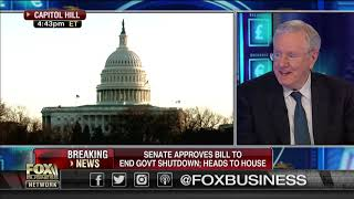 Trump won't shut the government down again: Steve Forbes
