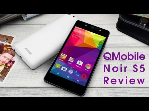 QMobile Noir S5 Review - Experience the best Camera Ever!
