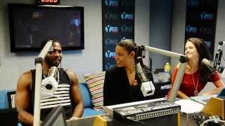 "Jordin Sparks and Jason Derulo Talk Marriage, Love and Jason's New Single ""Marry Me"""