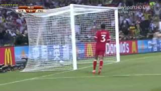 WM 2010: Thomas tritt in Gerds Spuren