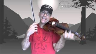 Fiddlerman Soloist Violin Review 2013