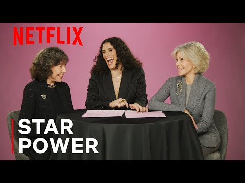 Astrologer Chani Nicholas Reads Jane Fonda and Lily Tomlin's Charts | Star Power | Netflix