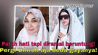 Video Luna Maya Umroh, Dan Diramal Beruntung Tak Menikah dengan Reino Barack! MP3, 3GP, MP4, WEBM, AVI, FLV Maret 2019