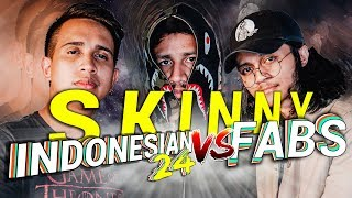 Video SkinnyIndonesian24 vs SkinnyFabs | Piala Dunia 2018 MP3, 3GP, MP4, WEBM, AVI, FLV Juni 2019