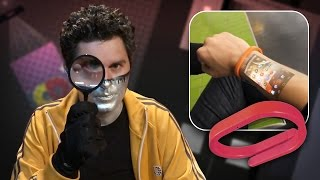Please consider supporting my videos on: http://www.patreon.com/CaptainDisillusionCaptain Disillusion examines the concept, design, execution and fundraising of the Cicret Bracelet while trying to develop his own revolutionary invention.The views expressed in this video are personal opinions, based on information publicly available at the time of posting.