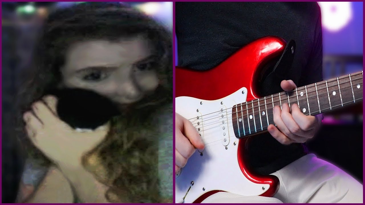 Playing Guitar on Omegle Ep. 7 – I'm Back!