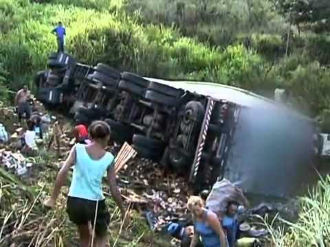 Fantástico 27/03/2011 -  Estradas brasileiras são terra de ninguém
