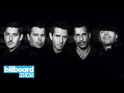 New Kids On The Block Give BTS, One Direction a Shoutout In the Most Brilliant Way | Billboard News