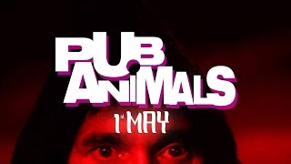 Video Pub Animals: 1st May (Official Lyric Video)