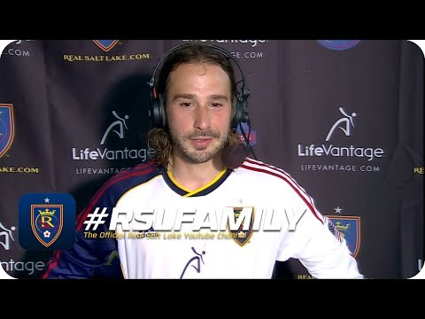 Video: Real Salt Lake at Chicago Fire, Ford Postgame Show: Ned Grabavoy