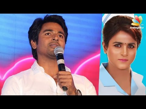 I-rejected-Keerthi-Suresh--Sivakarthikeyan-Remo-Movie-Title-Track-Launch