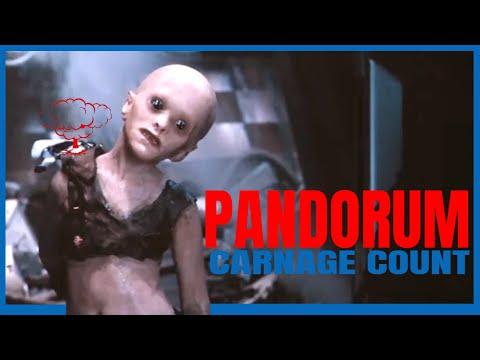 Pandorum (2009) Carnage Count