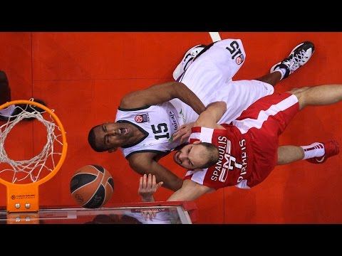 Highlights: Olympiacos Piraeus-Unicaja Malaga