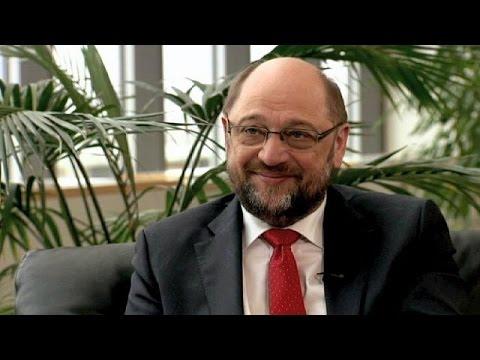 Martin Schulz: ''Yunan hükümetini çizgisini belirlemek zorunda''