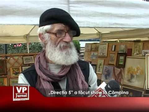 """""""Direcţia 5"""" a făcut show la Câmpina"""