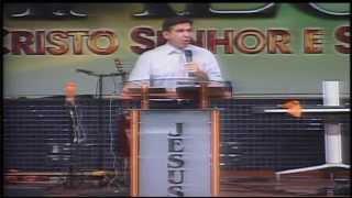 Domingo Noite -  Pr Silvio Ferreira - Conhecendo Cristo - 19-10-2014