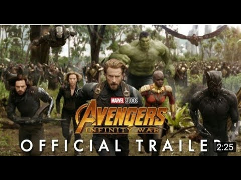Marvel Studios' Avengers- Infinity War Official Trailer_hd.mp4