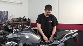 Power Commander 5 Install: 2013 BMW R1200 GS