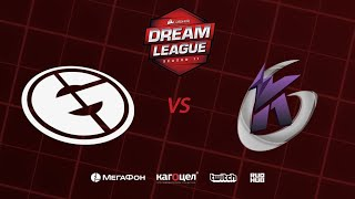 Evil Geniuses vs Keen Gaming, DreamLeague Season 11 Major, bo3, game 1 [Jam & Maelstorm]