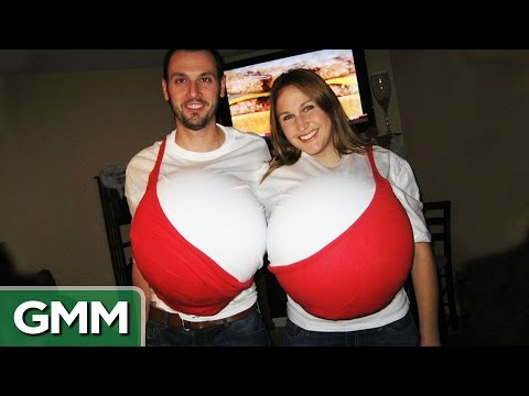 Costumes - We look at some really awkward costumes in time for Halloween! GMM #558! Good Mythical MORE: http://youtu.be/PnjDQhOGGAE For a free trial of Lynda.com go to ...