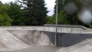 Reefton New Zealand  city pictures gallery : REEFTON SKATEPARK OVERVIEW - NEW ZEALAND