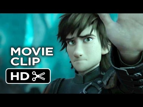 How to Train Your Dragon 2 Clip 'New Face'