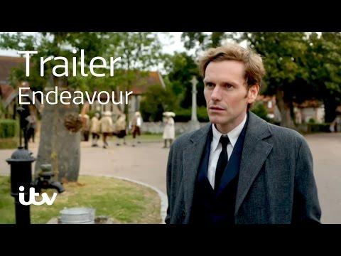 Endeavour | Series 4 | ITV