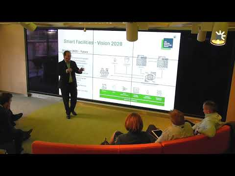 Smart Facilities: Steve Ashley, The Oil & Gas Technology Centre